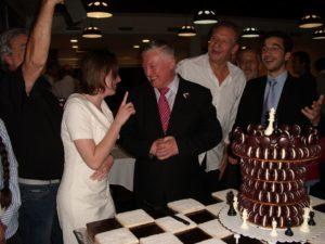 2015-Cap d'Agde = le gâteau avec Karpov2
